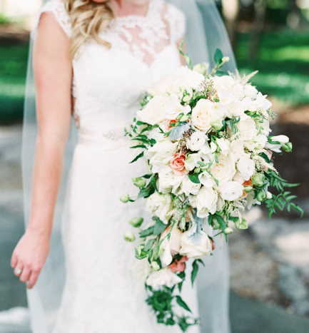 What are the best flowers for wedding bouquets?