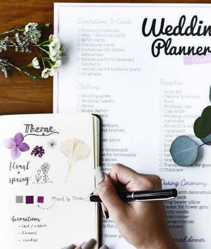 plan your own wedding