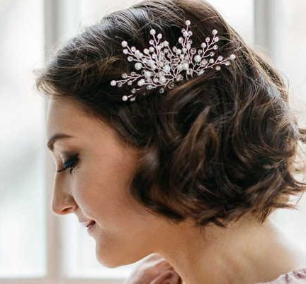 5 cool wedding updo hairstyles